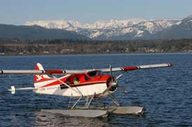 Getting to the Comox Valley by air is becoming even easier with floatplane service by West Coast Air