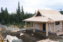 Mount Washington Wilderness Centre to open in 2009