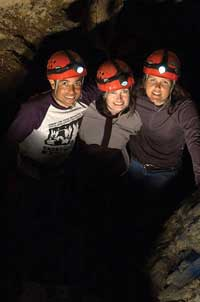 Photo Courtesy of Horne Lake Caves