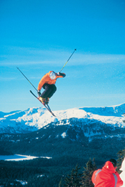 Mount Washington Alpine Resort Skier 2004