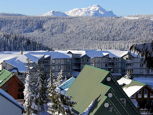 Accommodations at Mount Washington include chalets, condos and townhouses.