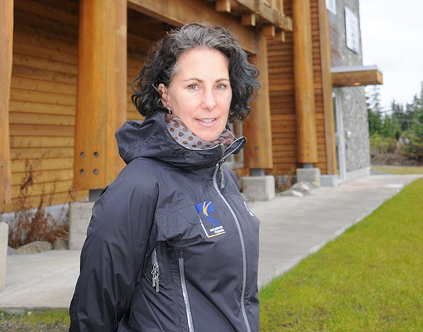 New Mountain Centre Manager, Bridget Orsetti