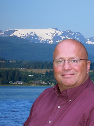 Rick Gibson, Realtor, Royal LePage in the Comox Valley.